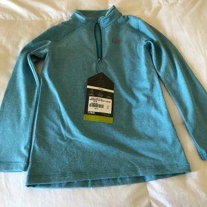 Girls REI long sleeve pullover